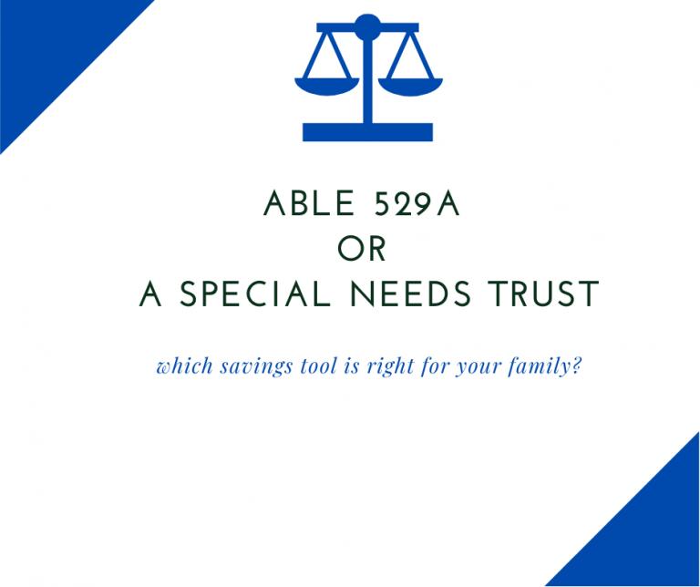disability savings account