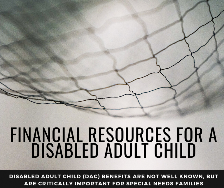 Social Security Disability Benefits for a Disabled Adult Child