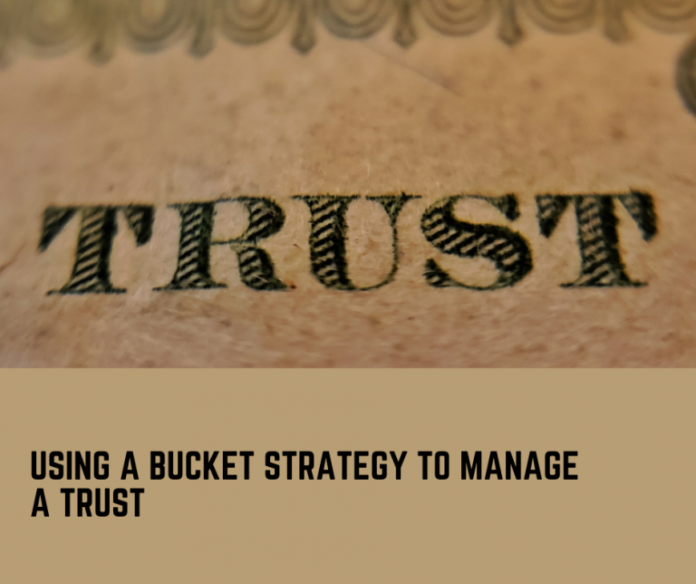 bucket strategy