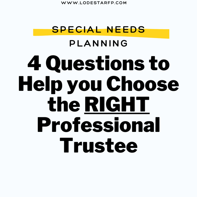 professional trustee