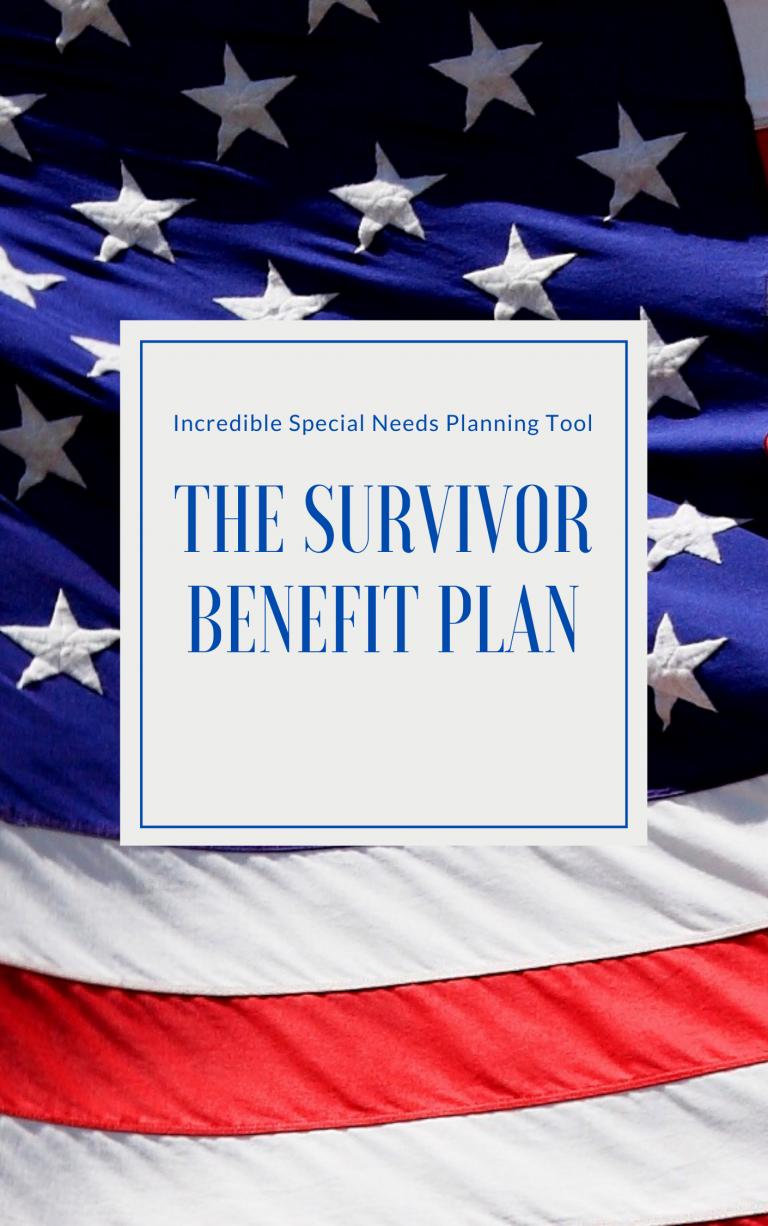 survivor benefit plan